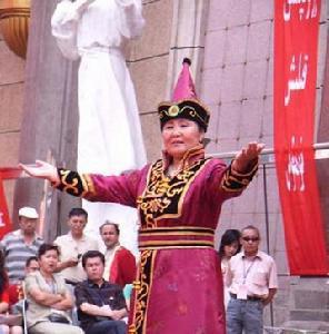 蒙古族长调
