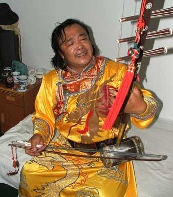 蒙古族的曲艺