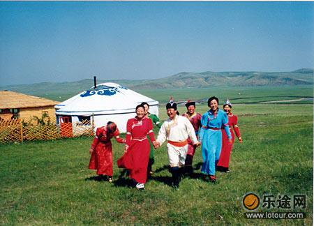 蒙古族生活习俗