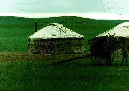 蒙古族建筑