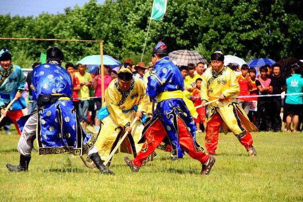 莫力达瓦被誉为中国曲棍球之乡