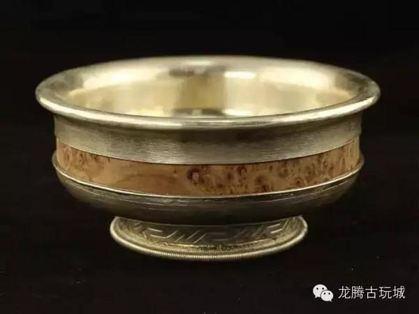 银碗:蒙古艺术传承